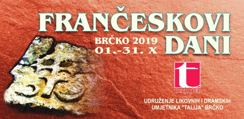 "Photo of Program kulturno – sportske manifestacije ""Frančeskovi dani 2019"""