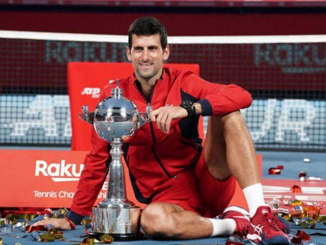 Photo of Ђоковић освојио титулу у Токију