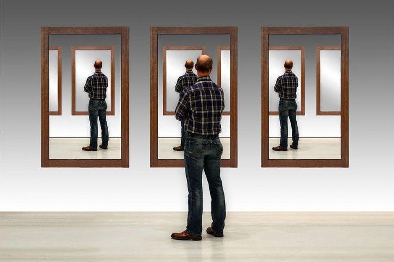 Photo of Знате ли које је боје огледало?