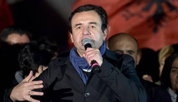 Photo of Kurti proglasio pobjedu na izborima i najavio promjene na Kosovu