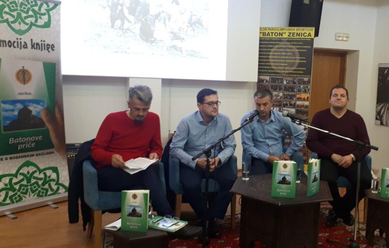 Photo of Brčko: Predstavljena zbirka reportaža o Batoncima Saida Štete iz Zenice