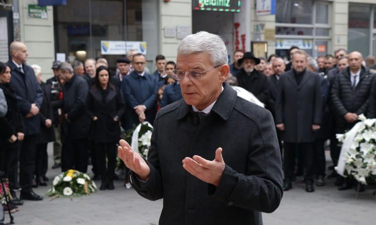 Photo of Džaferović: I danas se borimo za princip ravnopravnosti svih naroda