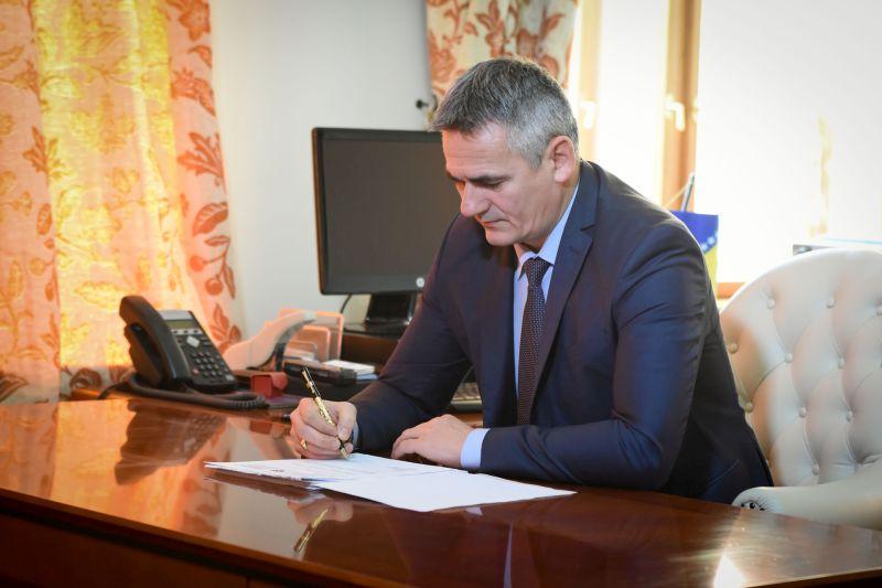 Photo of Gradonačelnik Distrikta čestitao Dan studenata