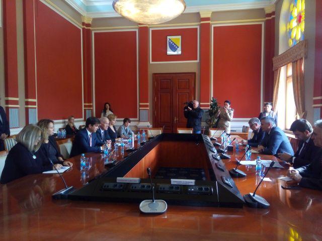Photo of Američki ambasador posjetio Brčko distrikt