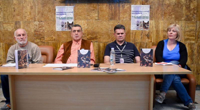 """Photo of 36. Pozorišni susreti – Promovisana knjiga """"Lir, bivši kralj"""" Žarka Milenića"""