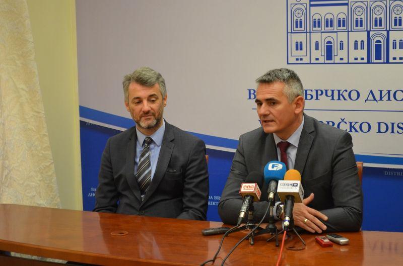 Photo of Delegacija Kantona Sarajevo kod gradonačelnika Brčkog