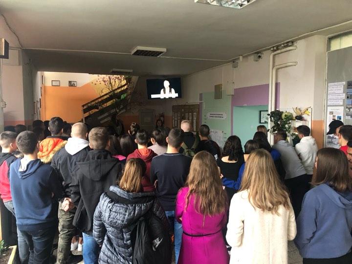 "Photo of Brčko: Učenici Poljoprivedne i medicinske škole obilježili ""Fertility week 2019"""