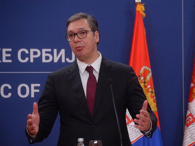 Photo of VUČIĆ: ŽELIMO NAJBOLJE MOGUĆE ODNOSE SA BiH I MIR U REGIONU