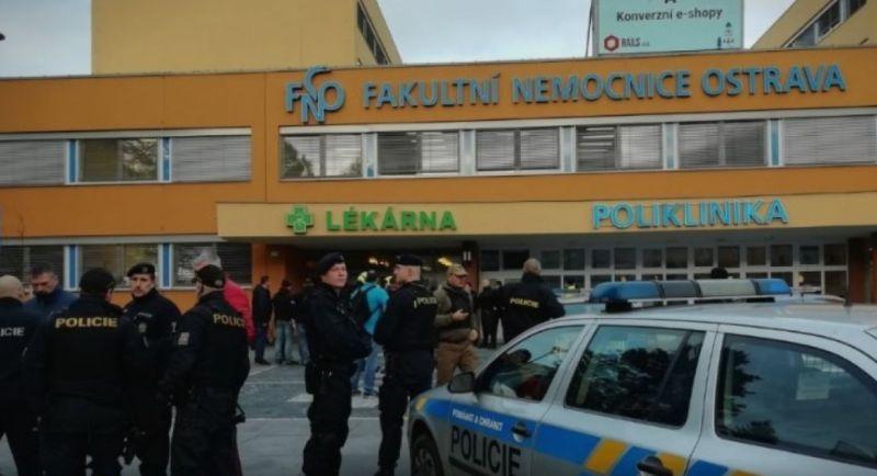 Photo of Napadač ubio šestero ljudi u bolnici u Češkoj