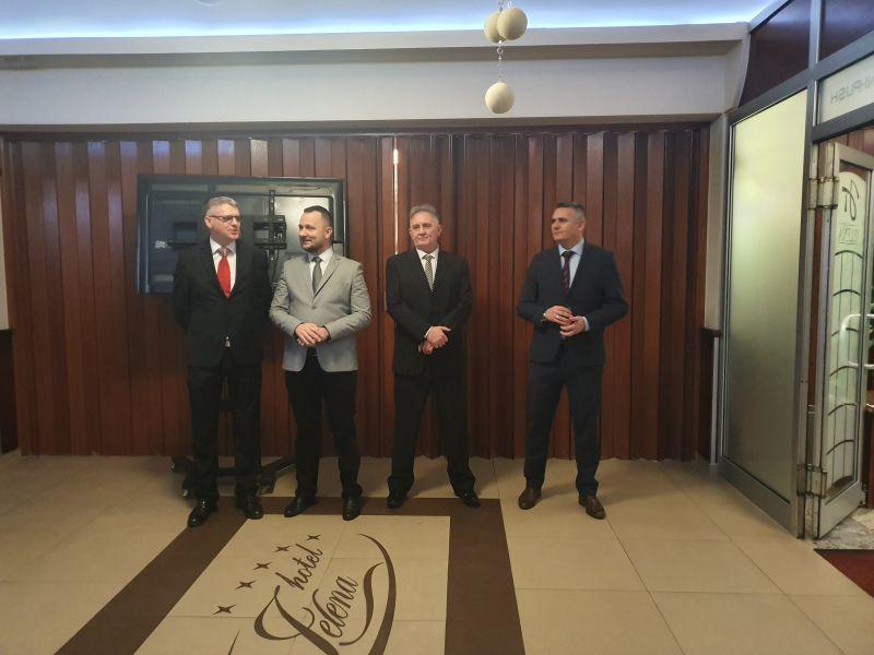 Photo of Скупштина и Влада Брчко дистрикта одржале новогодишњи пријем