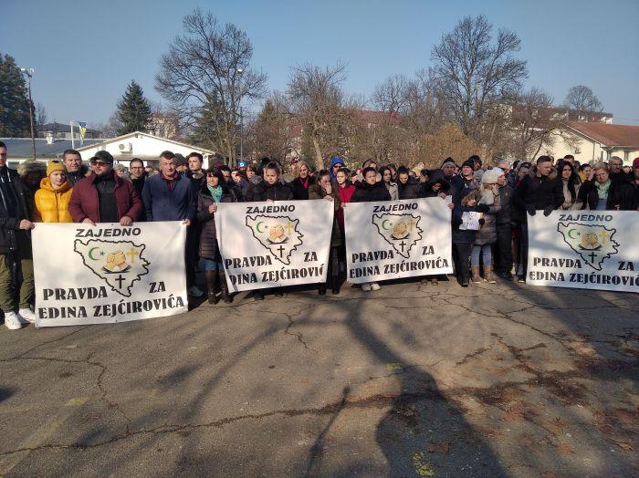 Photo of Porodica Zejćirović i građani traže pravdu i uvođenje kazne doživotnog zatvora i u BiH