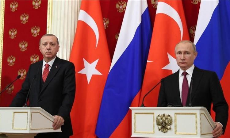 Photo of Putin i Erdogan danas u Istanbulu svečano otvaraju plinovod Turski tok