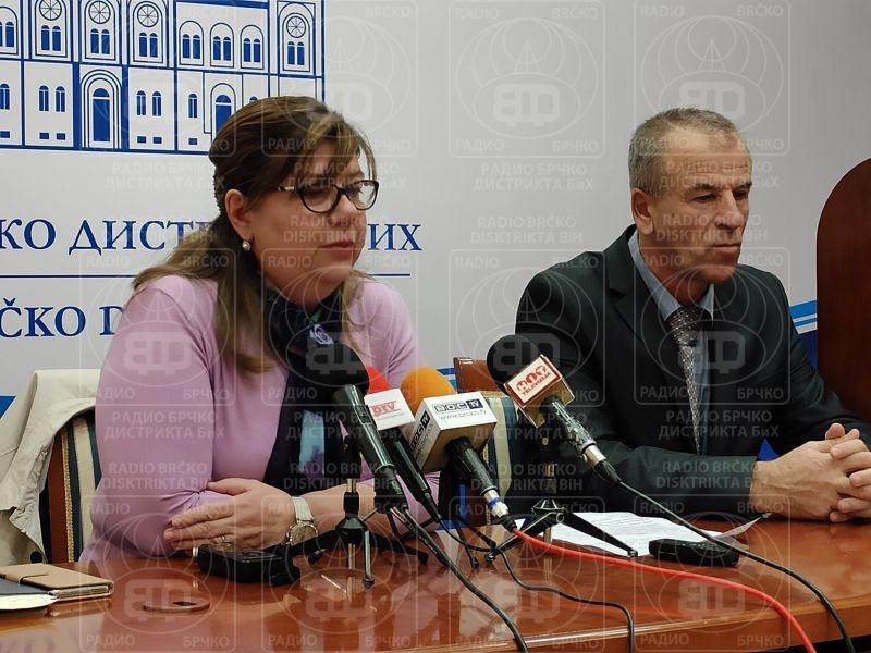 Photo of Zabranjene posjete bolesnicima u brčanskoj bolnici