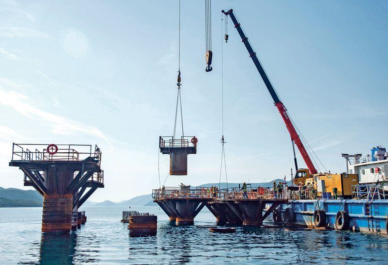 Photo of Završetak izgradnje Pelješkog mosta bi mogao kasniti