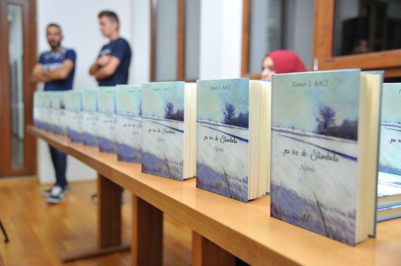 Photo of Brčko: Sutra izložba slika i promocija knjige akademika Fatmira Bačija