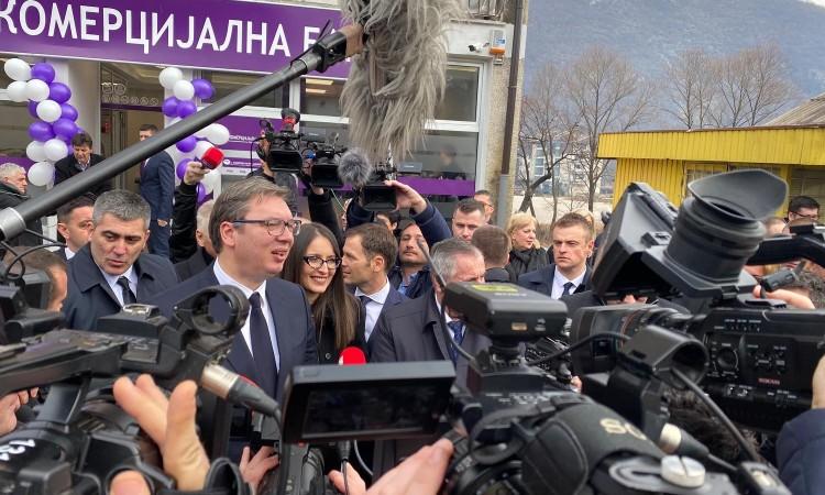 Photo of Vučić obećao nastavak pomoći Drvaru