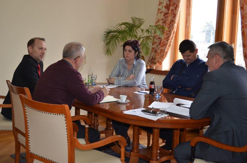 Photo of Градоначелник одржао састанак са представницима Синдиката Брчко дистрикта БиХ