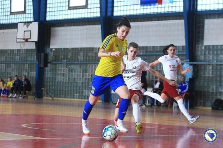 Photo of ŽFK Lokomotiva Brčko druga u Zenici na turniru u futsalu