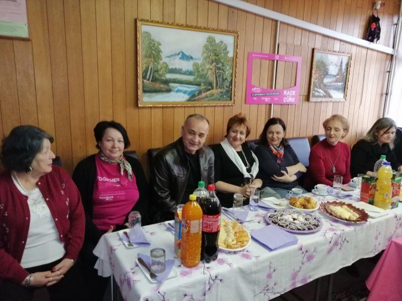 """Photo of """"Brčansko srce"""" obilježilo Svjetski dan borbe protiv karcinoma"""