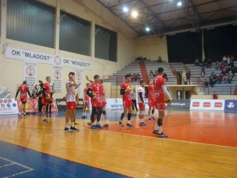 Photo of Mladost pobijedila Ažaksio 3:2