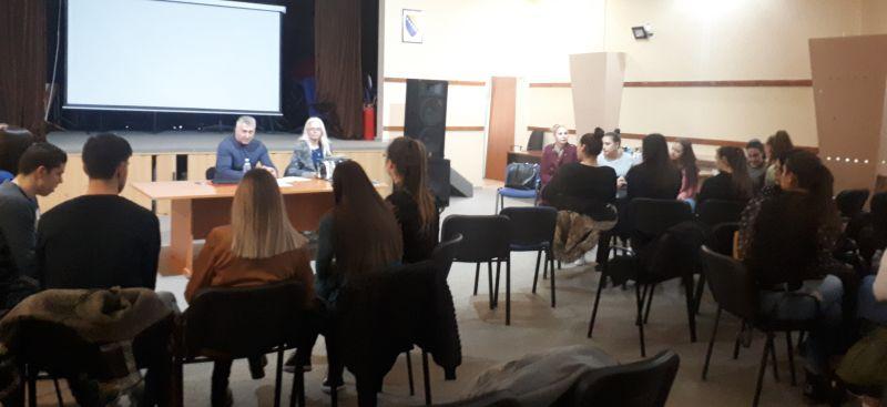 Photo of Brčko: Upriličeno predavanje o prevenciji vršnjačkog nasilja
