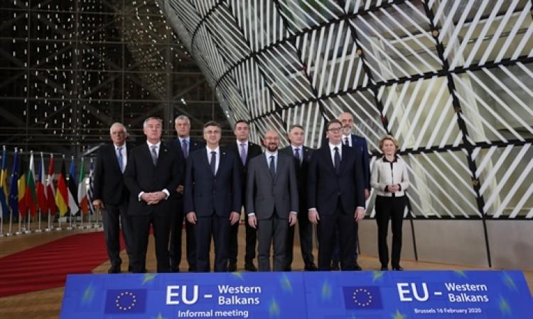 Photo of Komšić na radnoj večeri u Briselu – Podrška EU zapadnom Balkanu