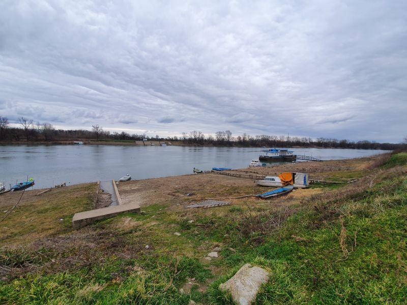 Photo of Брчко: Водостај ријеке Саве изузетно низак за ово доба године