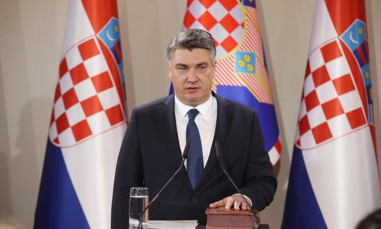 Photo of Milanović izjavio da Komšić parazitira na hrvatskom biračkom tijelu