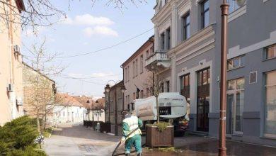 """Photo of ЈП """"Комунално Брчко"""": Настављена дезинфекција јавних површина"""