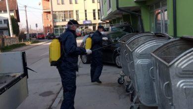 Photo of Обавјештење за грађане – прање и дезинфекција контејнера због COVID-19