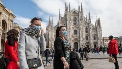 Photo of U Italiji nastavljen trend opadanja broja novozaraženih