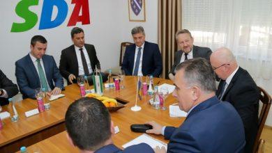Photo of Izetbegović: Ravnopravnost svih naroda i građana u Mostaru osnovni cilj SDA