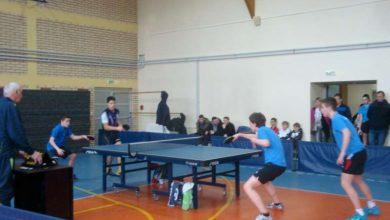 Photo of Pojedinačno Državno prvenstvo u stolnom tenisu kadeta i kadetkinja održano u Brci