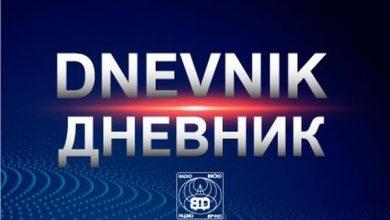 Photo of Dnevnik za četvrtak 04.06.2020. godine