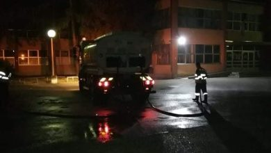 Photo of Obavještenje za građane – pranje i dezinfekcija ulica zbog COVID-19