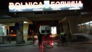 Photo of ЈП Комунално Брчко: Прање и дезинфекција улица