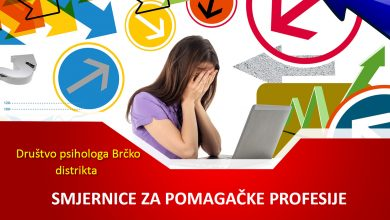 Photo of Društvo psihologa Brčko distrikta: Smjernice za pomagačke profesije