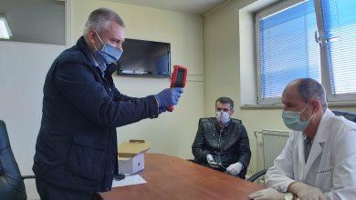 Photo of MKF Partner donirao termovizijsku kameru Zdravstvenom centru Brčko