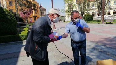 Photo of Donirane maske i dezinfekciona sredstva novinarima u Brčkom