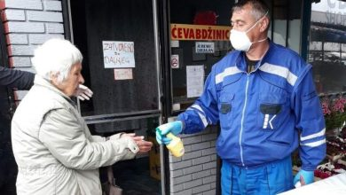 Photo of Obavezna dezinfekcija ruku na ulazu u brčanske pijace