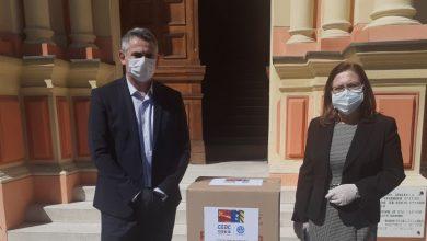 Photo of Brčko: Kineska ambasada donirala 4.000 maski