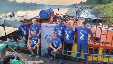 Photo of Brčko: Članovi Nautičkog kluba krenuli na plovidbu Savom do ušća rijeke Une