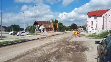 Photo of Brčko: Završetak radova na dijelu Magistralnog putu pored bolnice