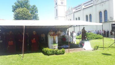 Photo of Obilježen patron župe Presvetog Srca Isusova u Brčkom