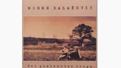Photo of Đorđe Balašević – D mol