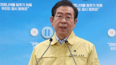 Photo of Gradonačelnik Seula pronađen mrtav, pretpostavlja se da je izvršio samoubistvo