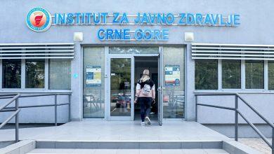 Photo of U Crnoj Gori povećano testiranje, novih 400 zaraženih