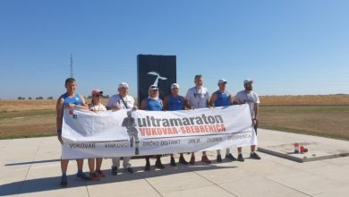 Photo of Krenuo ultramaraton Vukovar-Srebrenica