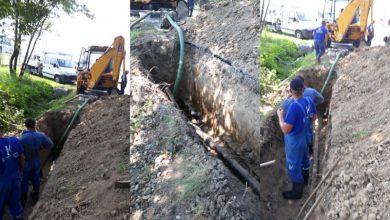 Photo of Brčko: Radnici komunalnog preduzeća započeli otklanjati kvar na vodovodnoj mreži u Bukviku