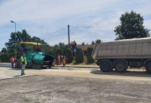 Photo of Milić obišao radove na asfaltiranju dionice ceste u Donjem Breziku